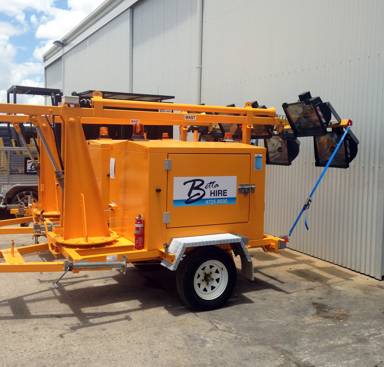 Betta Hire Equipment Hire Townsville